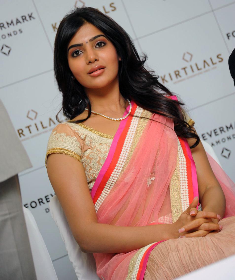 stylist usa: telugu actress gorgeous samantha beautiful exclusive