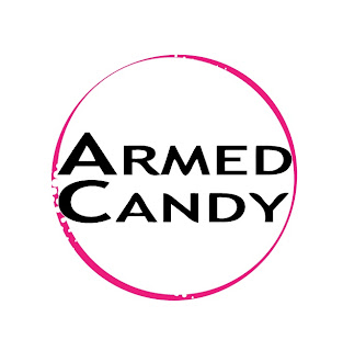 ArmedCandy shows women with guns