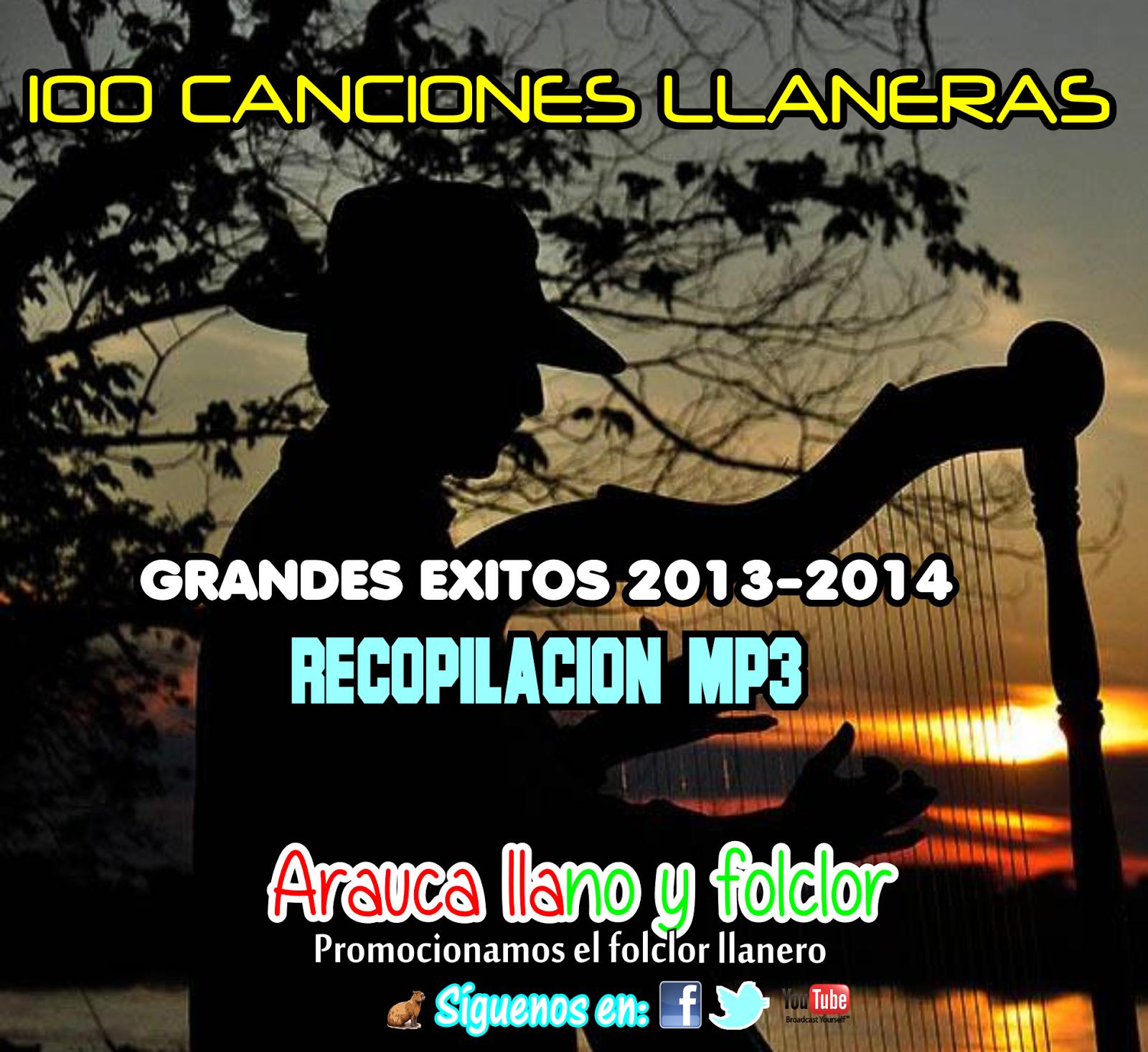 100 cancion mas sonadas: