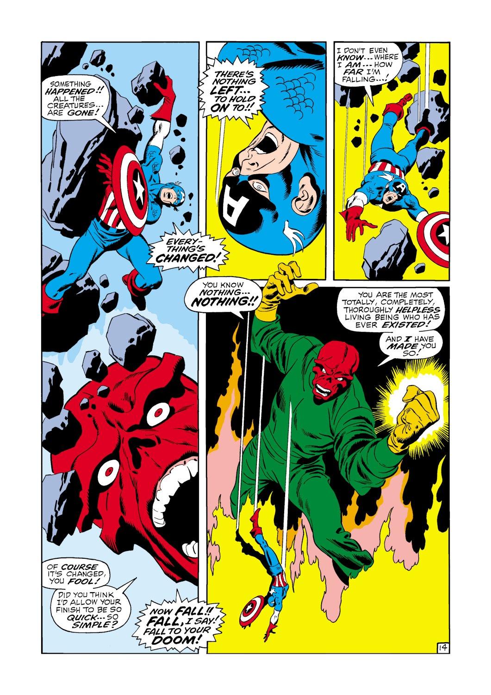 Captain America (1968) Issue #115 #29 - English 15