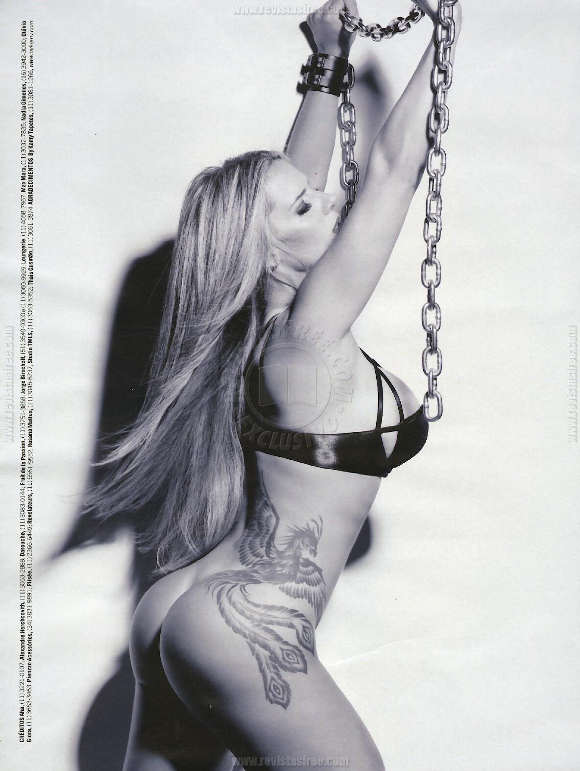 Revista Playboy Capa Denise Rocha Setembro Editora Abril