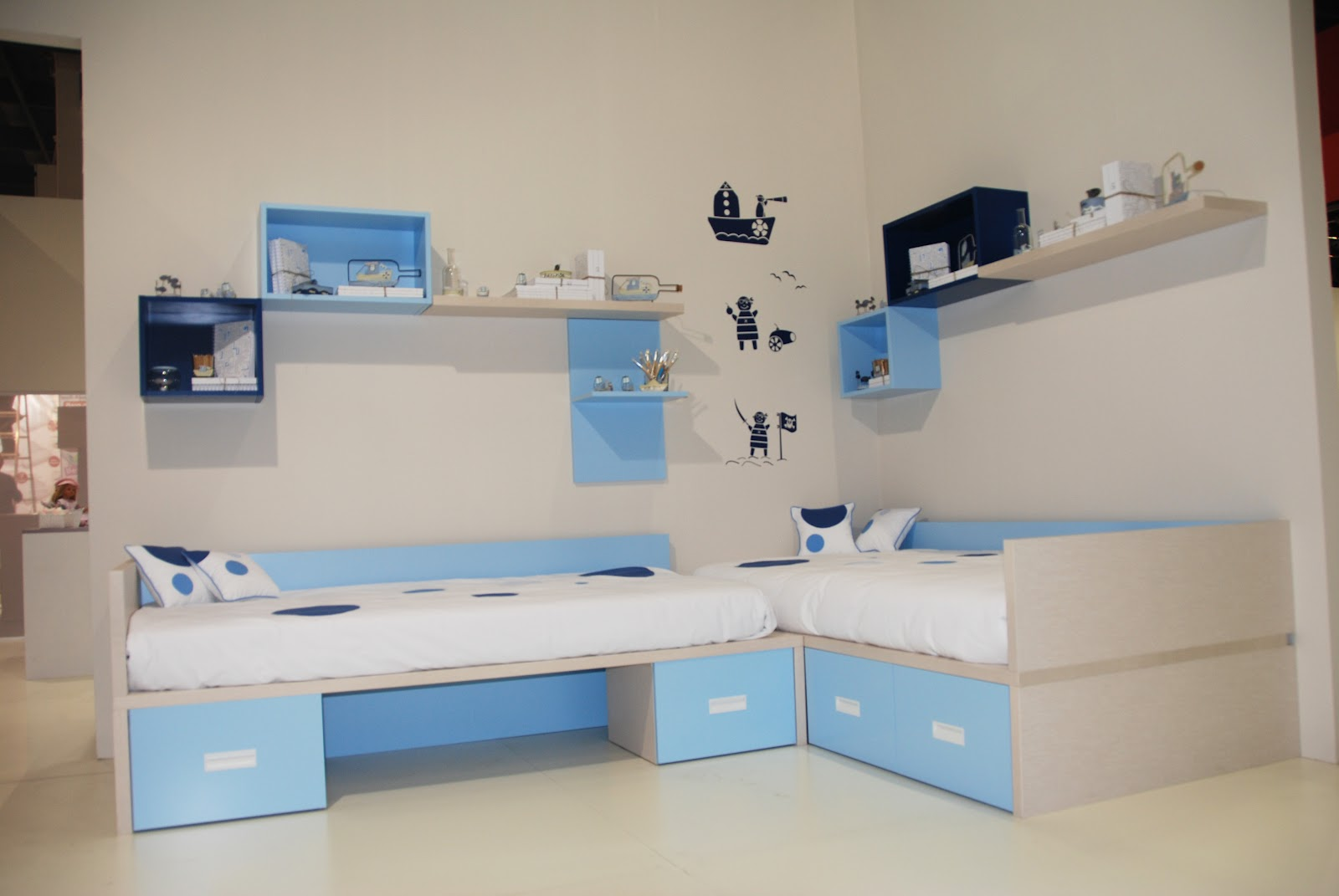 Muebles ros septiembre 2012 - Habitaciones para bebes gemelos ...