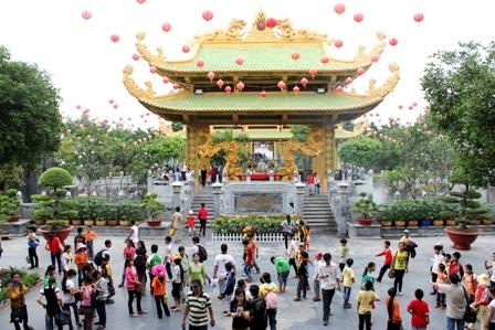 Dai Nam Van Hien Binh Duong