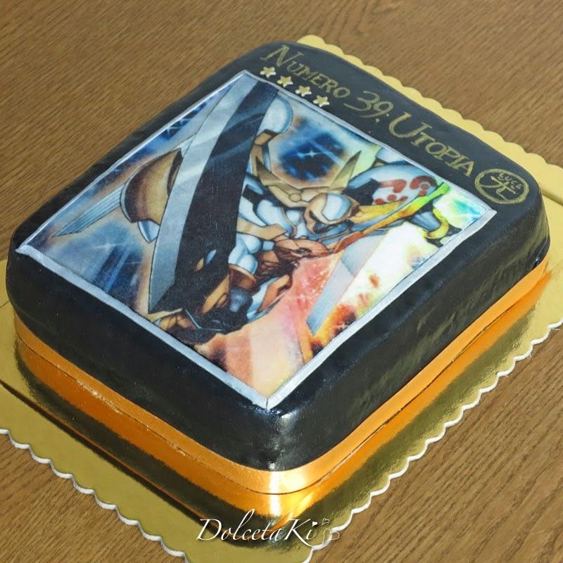 torta carta yu gi ho