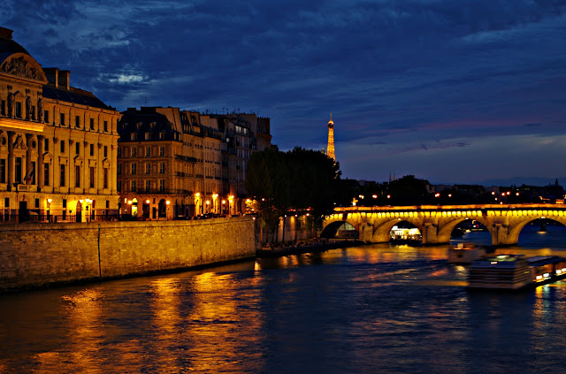 Paris night image poze