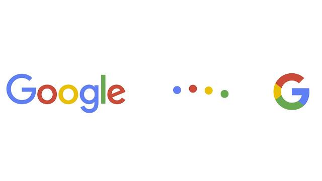 Logo Google Telah Bertukar Wajah