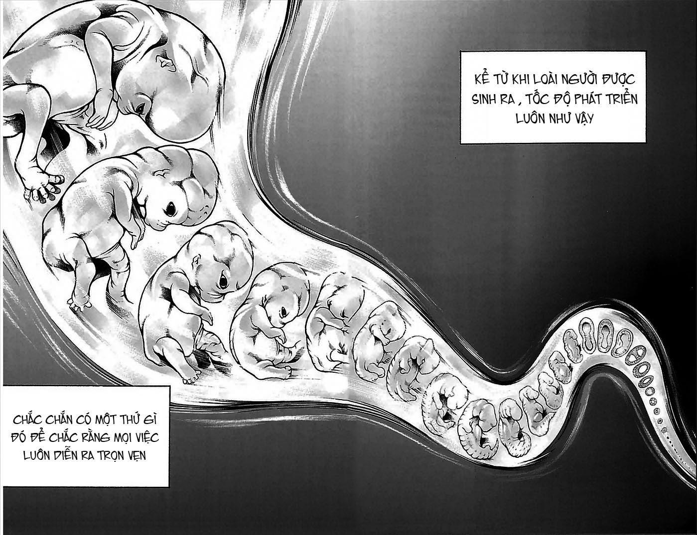 Baki Dou chap 8 Trang 23 - Mangak.info