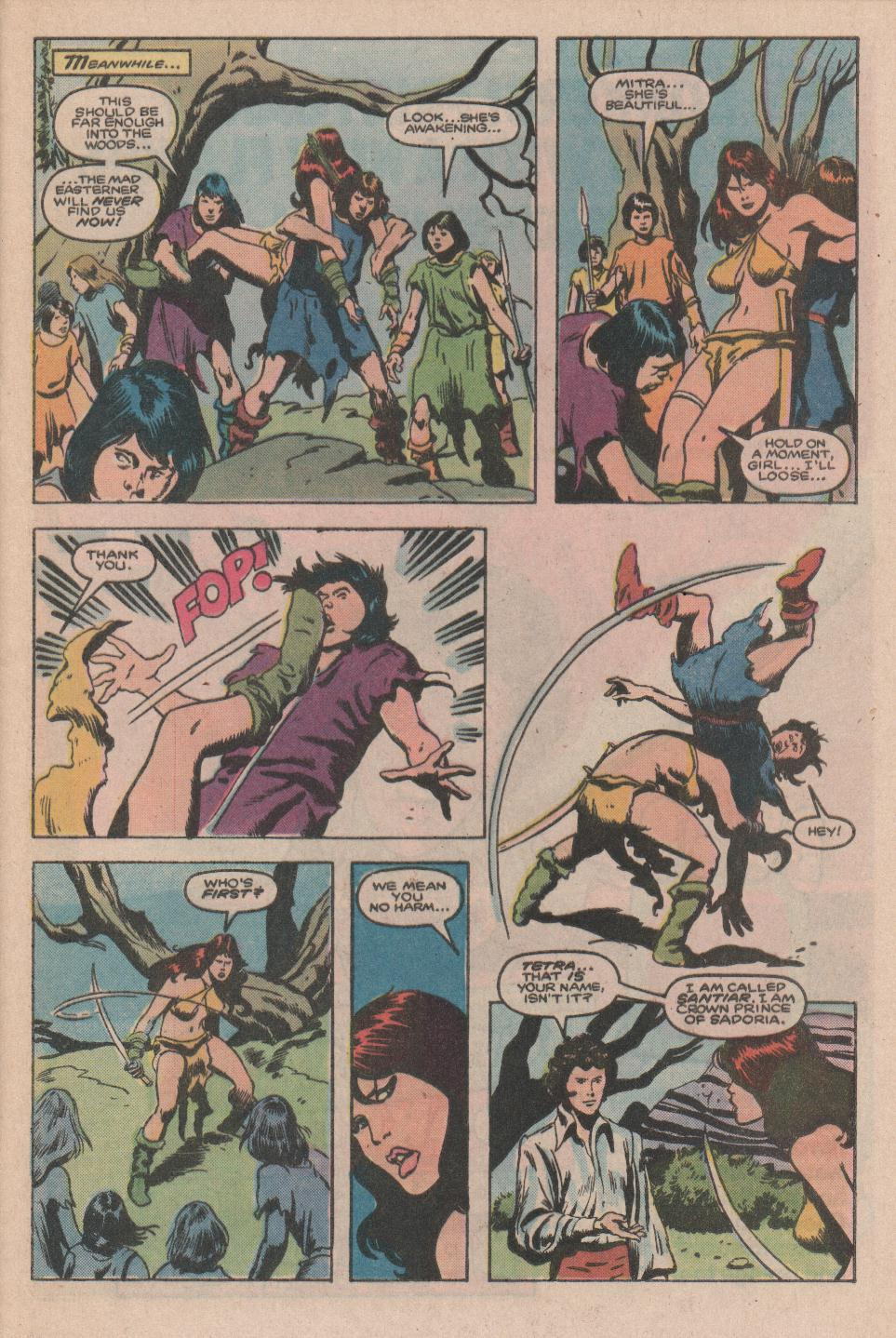 Conan the Barbarian (1970) Issue #174 #186 - English 9