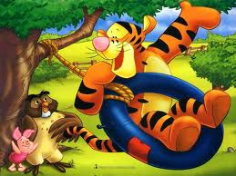 Tigger Funny Cartoon Disney