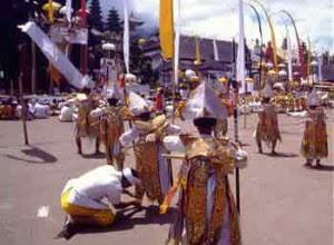 Baris Dance (Line Dance)