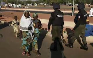 War!! Police And Boko Haram Exchange Gun Fire In Kano
