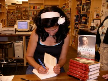 Barbara Quick, Vivaldi&#39;s Virgins Book Signing