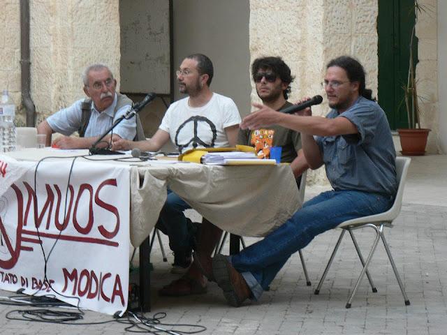 Fermiamo il MUOS 30 giugno Modica   fotografie by 02