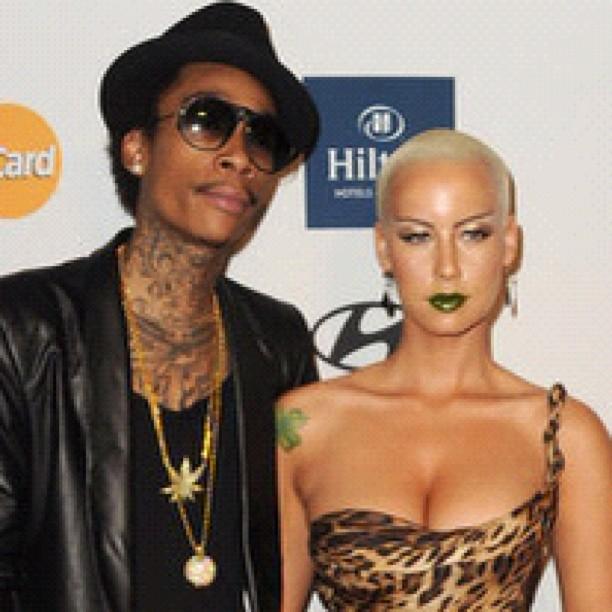 Wiz Khalifa Amber Rose Cheated On