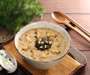resep Jeonbokjuk(전복죽)