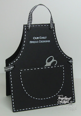 "ODBD ""Apron & Tools Die Set"", ""Seed Packet""  Designer Angie Crockett"