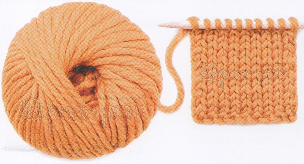 Мягкая шерсть для вязания