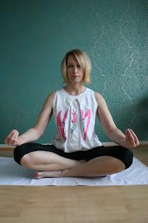 Yogastunde - Breath in, Breath out...