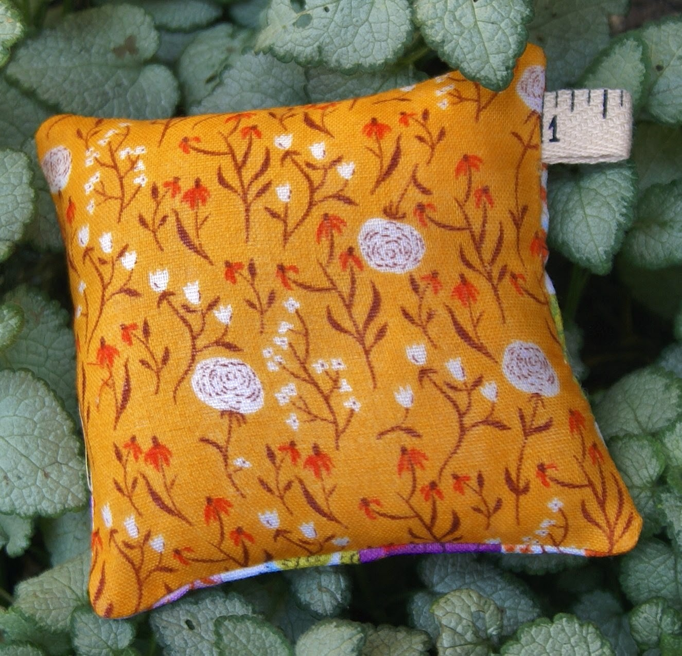 Far, Far Away Pincushion by Fabric Mutt from tutorial by S.O.T.A.K. Handmade