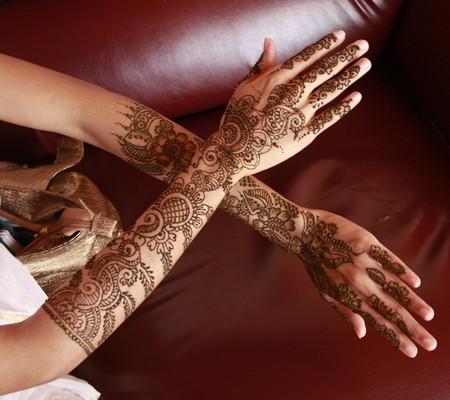 Wonderful Mehendi Designs For Bridal Mehendi Designs