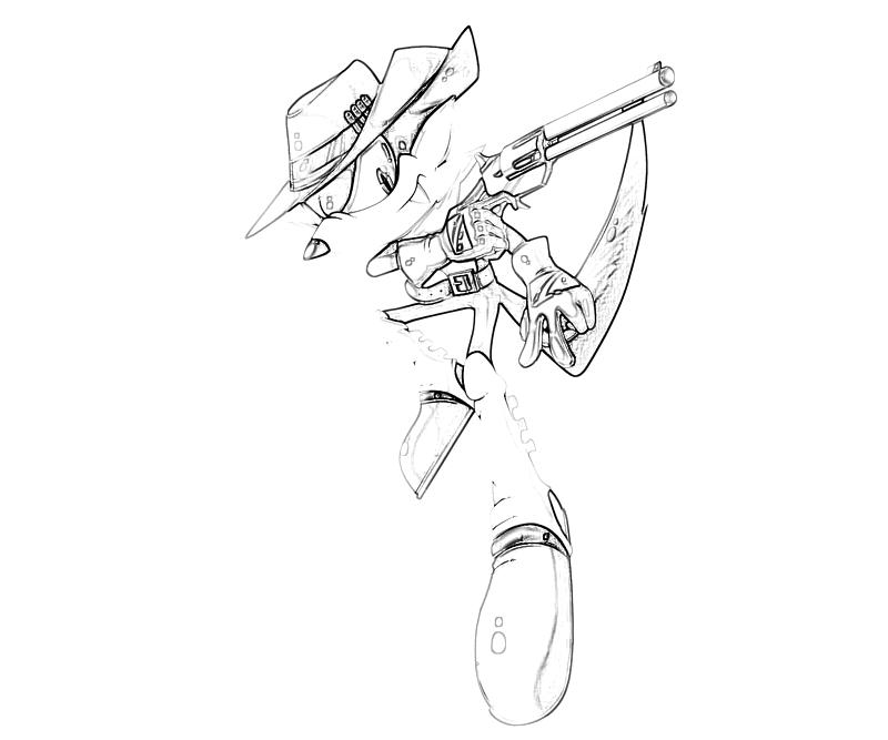 sniper coloring pages - photo#23
