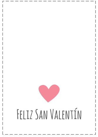 Flechas de San valentín. Tarjeta con dibujo para colorear