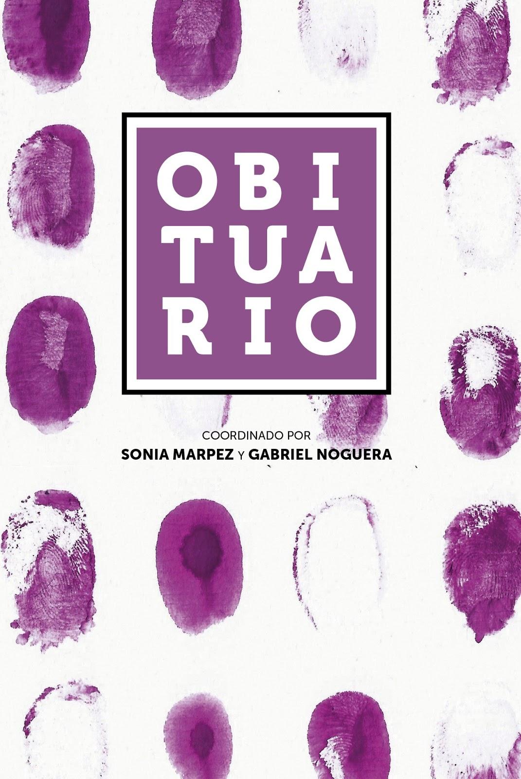 """""""Obituario"""" (Fundación Málaga, 2015)"""