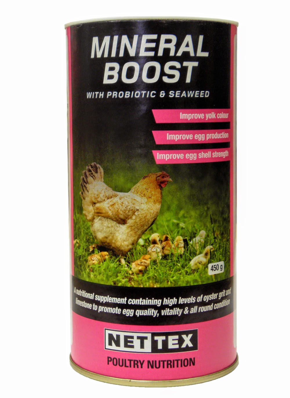 Chicken Feed Supplements