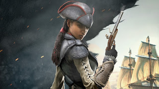 Aveline Assassin's Creed 4 Black Flag HD Wallpaper