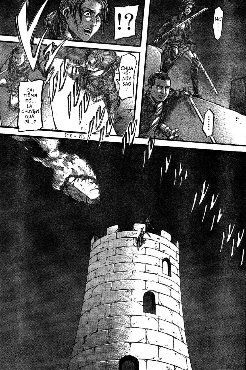 Attack on Titan chap 39 Trang 41
