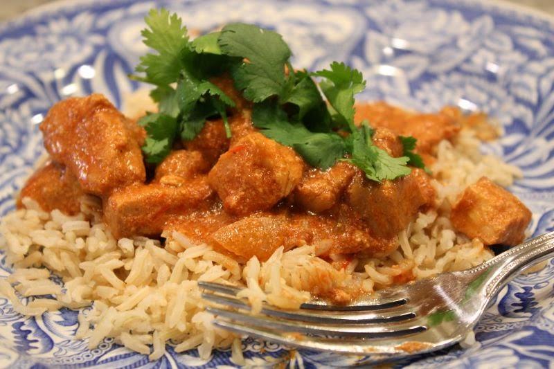 pass the peas, please: slow cooker chicken tikka masala