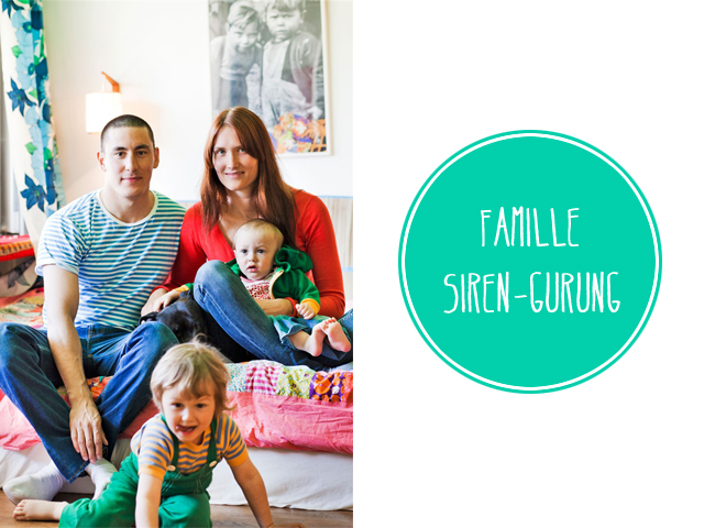Famille Suren-gurung