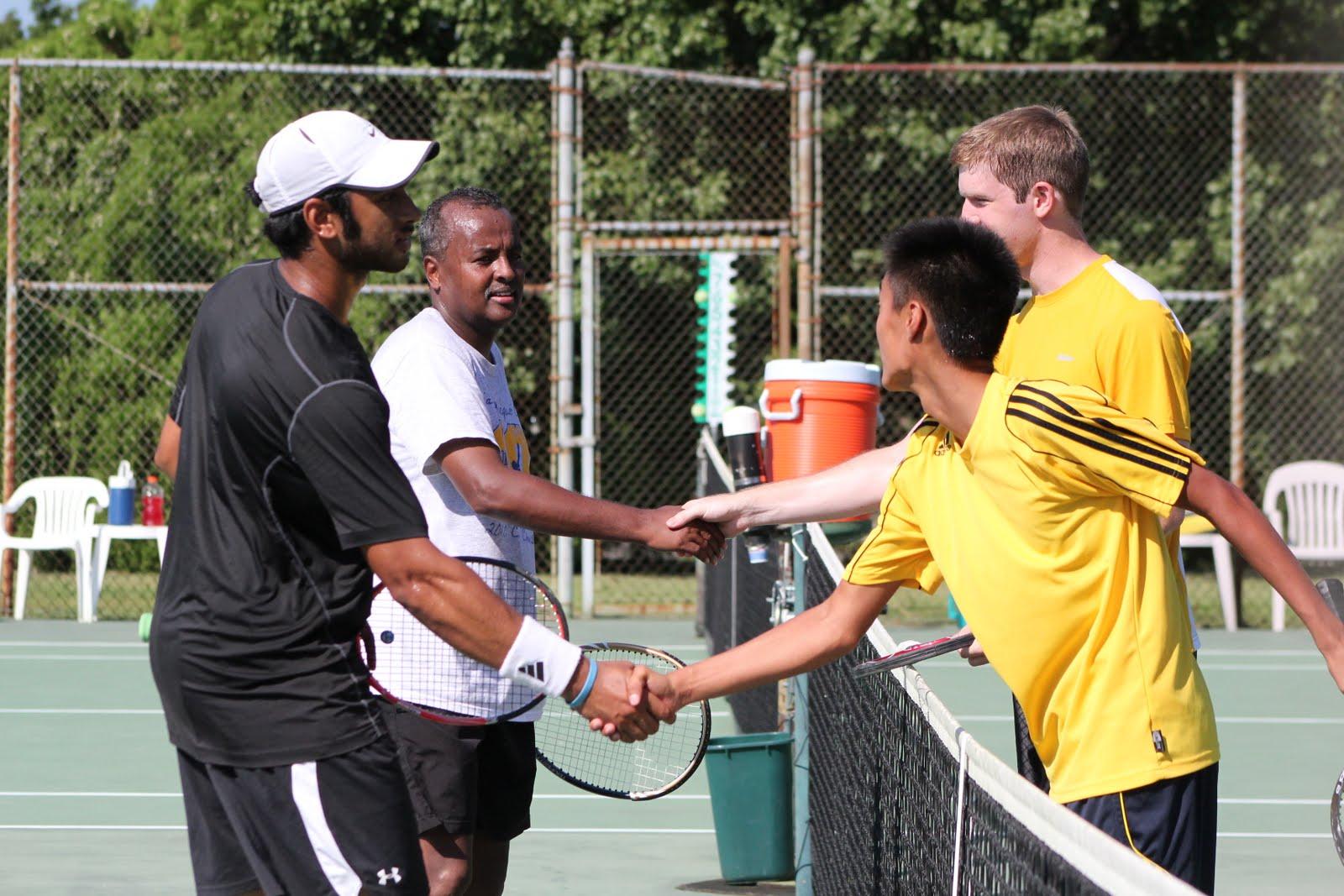 Kelyn's Tennis Blog: August 2011