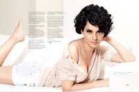 Kangana Ranaut Sexy from Maxim May 2012