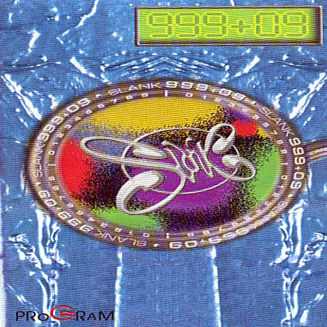 SLANK - 999 + 09 BIRU FULL ALBUM 1999