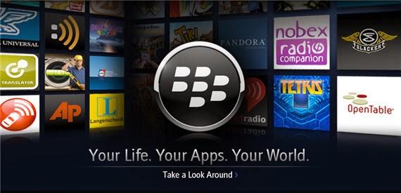 Aplikasi Blackberry Paling Laris