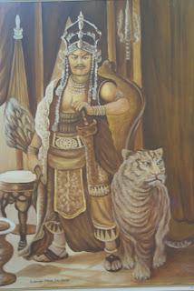 Legenda Sejarah Prabu Siliwangi dan Raden Kian Santang | Raja Pajajaran