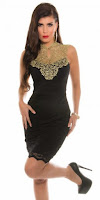 Rochie RoyalLacy Black