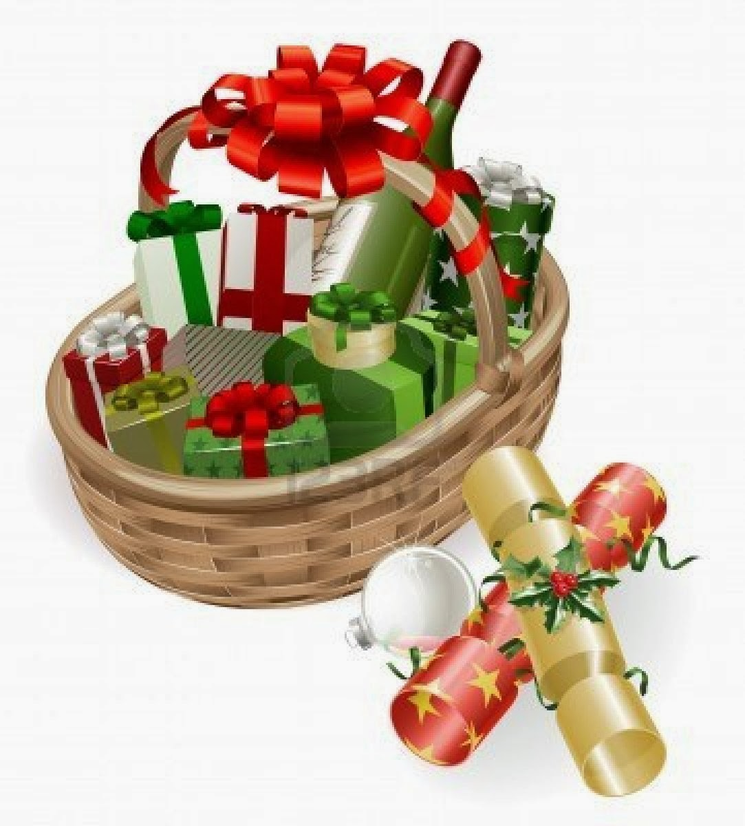 C mo elegir las cestas de navidad trucos de mujer for Cesta arbol navidad