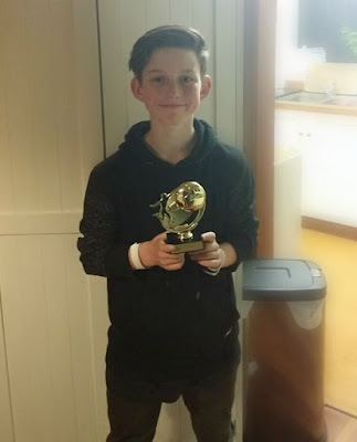 Dash - Most Valuable Player (WSAFC Vespas 13th grade)