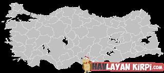 Türkiye Posta Kodu