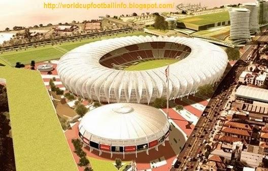 estadio beira rio, fifa world cup, world cup 2014, world cup football venues, football venues, soccer games, football games, venues