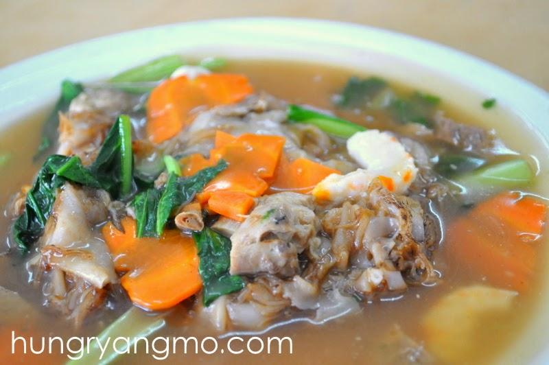 Hungry Ang Mo: Chin Choo Vegetarian Shop - Penang