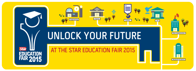 The Star Education Fair 2015