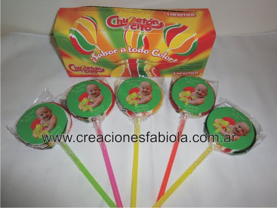 Chupetines Personalizados