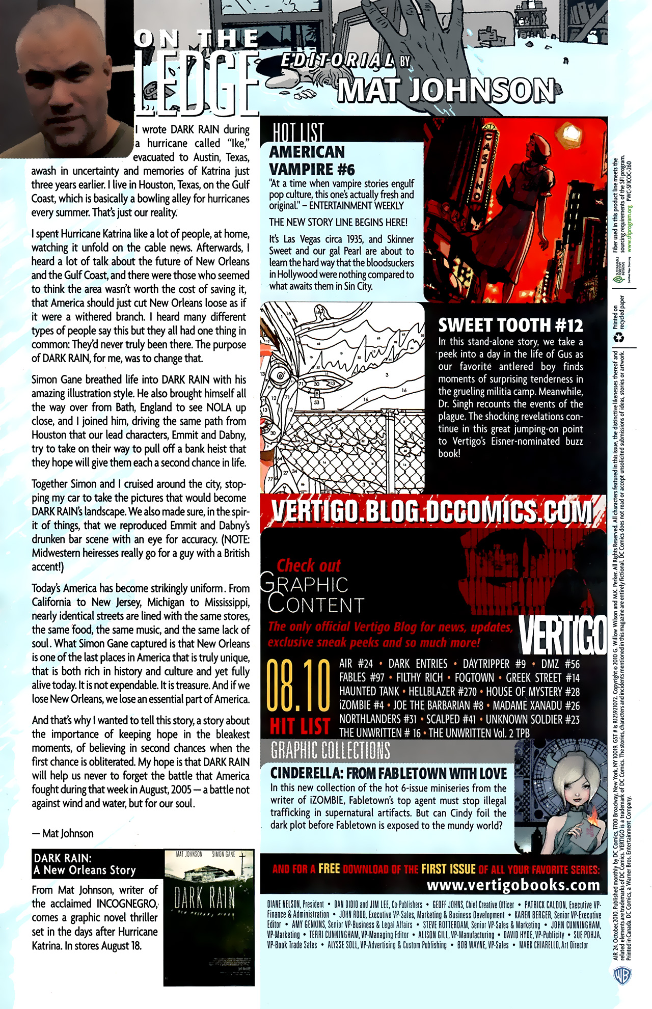 Read online Air comic -  Issue #24 - 22