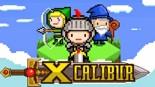 Xcalibur™ Fantasy Action RPG Gameplay
