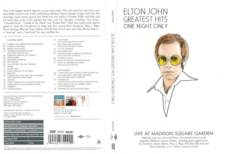 Elton john - madman across the water (1971, record company/universal music)