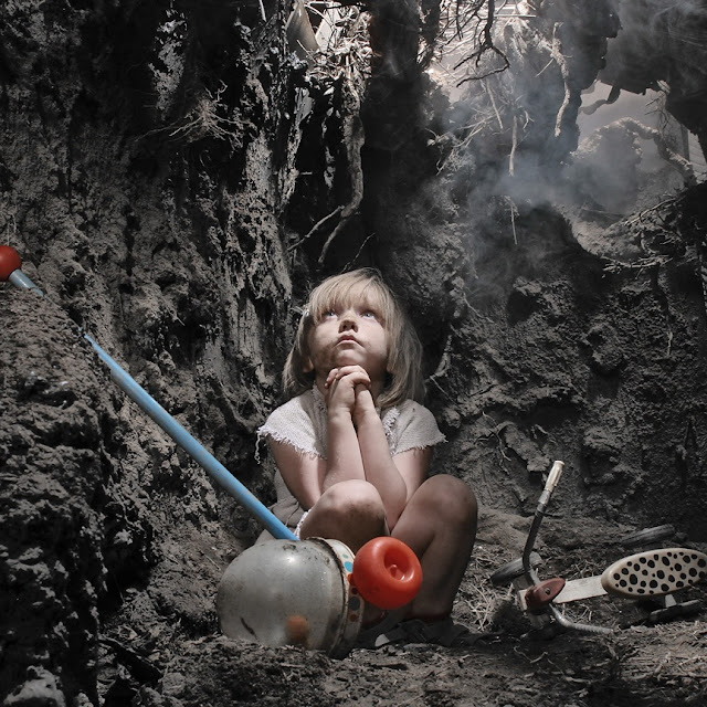 Det begravede indre barn håber