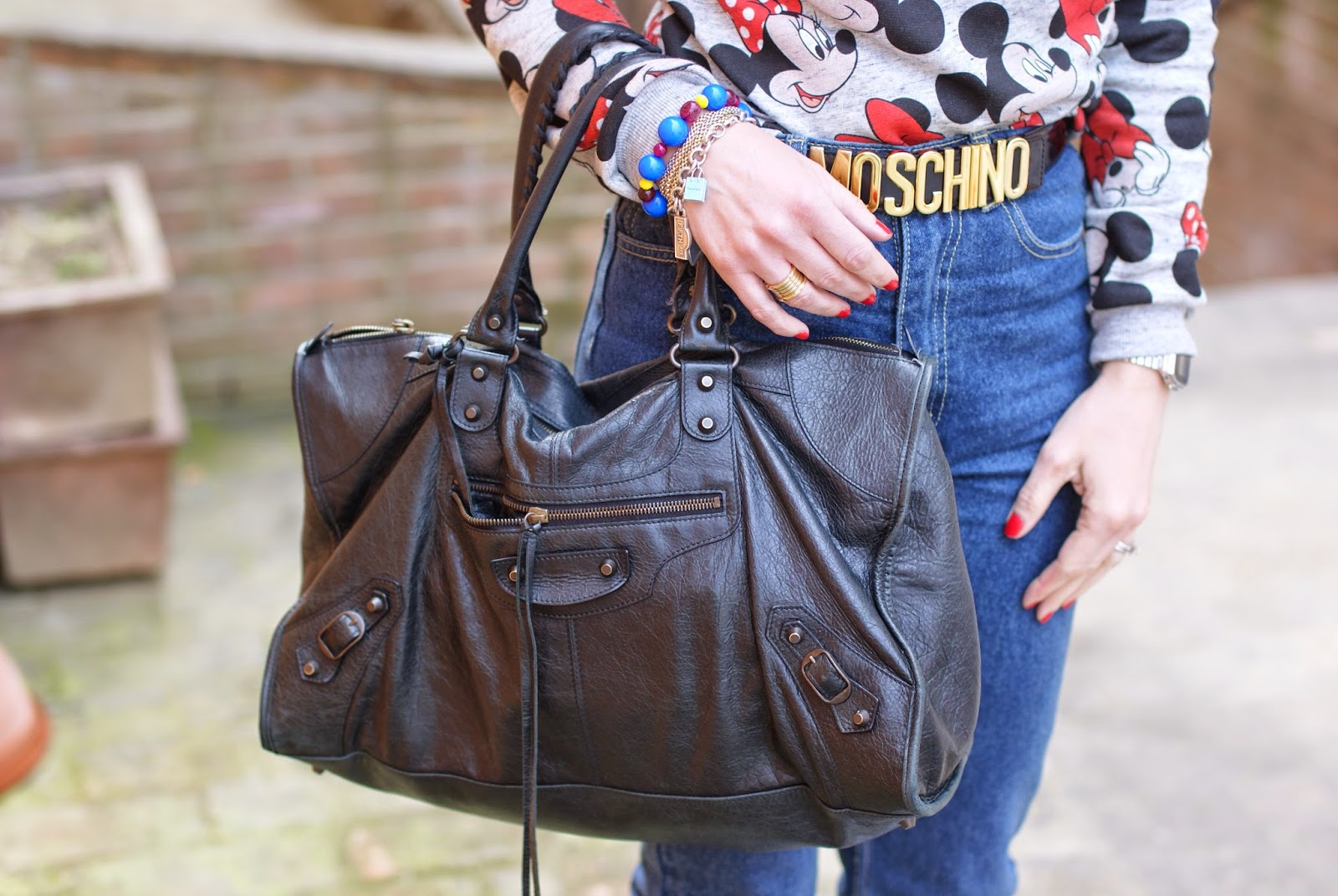 Balenciaga work bag black, Fashion and Cookies fashion blog